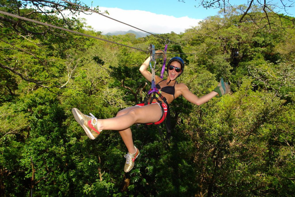 Canopy Tour (zip-lining)