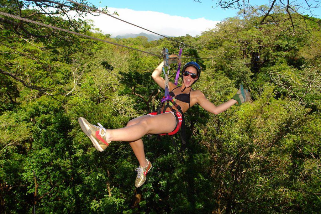 Canopy Tour (zip-lining)